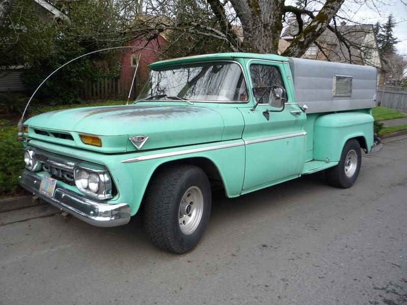 1963 GMC Pick-up