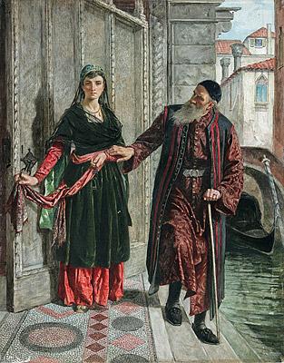 Shylock and Jessica