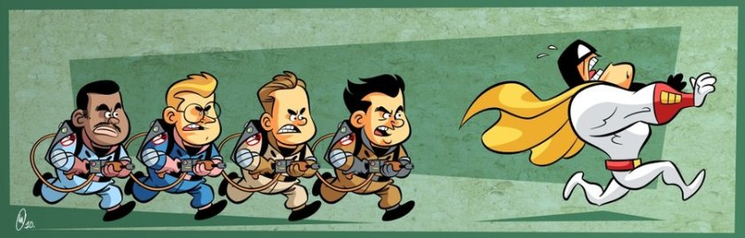 Space Ghostbusters