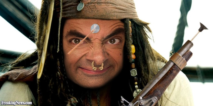 Mr-Bean-the-Pirate