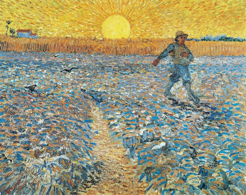 Van Gogh The_Sower