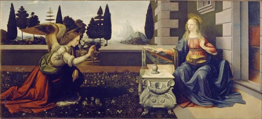 Da_Vinci_-_Annunciazione