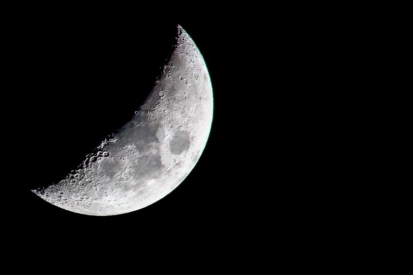 Moon of 4-12-16