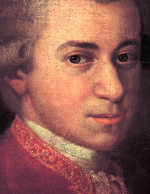 Mozart-Detail