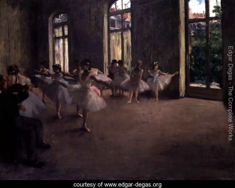 The-Rehearsal,-c.1873-78-large