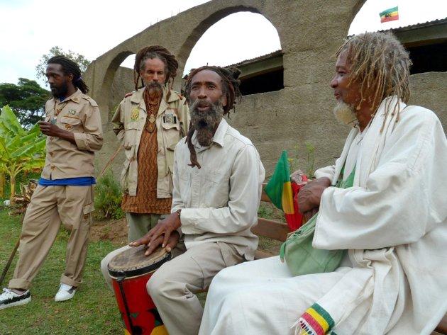 Jamaica shashemene-rastafarians